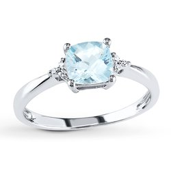 Step Into Spring with Aquamarine
