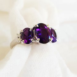 Gemstone Spotlight: Amethyst