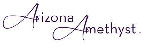 Arizona Amethyst™ Silver Jewelry Logo