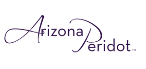 Arizona Peridot Silver Jewelry Logo