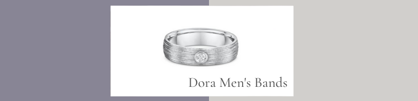 Sami Fine Jewelry Dora Men's Bands