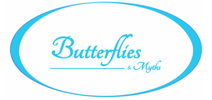 Butterflies & Myths Logo