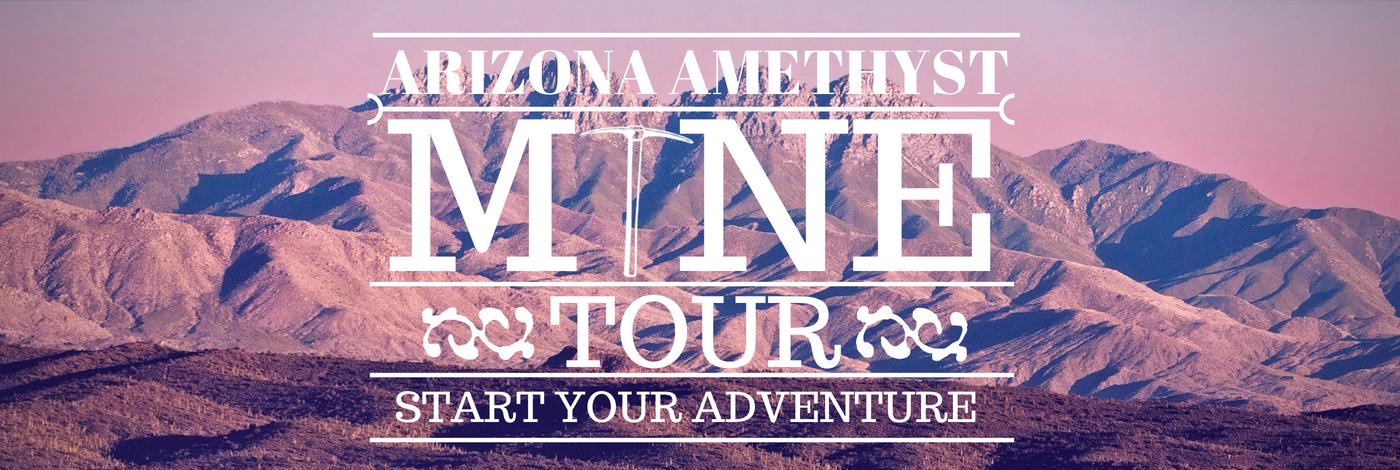Arizona Four Peaks Amethyst Mine Tour in Fountain Hills AZ