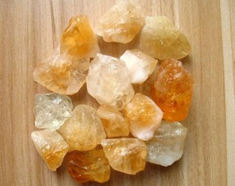 Rough Citrine